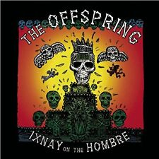 THE OFFSPRING New Sealed 2018 IXNAY ON THE HOMBRE GOLD COLORED VINYL RECORD