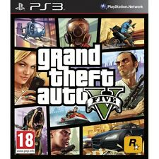 Grand Theft Auto V cinco (GTA 5) - PS3