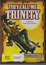THEY CALL ME TRINITY - BUD SPENCER & TERENCE HILL - DVD