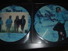 THE DOORS LIVE EXPERIENCE 2LP    PICTURE DISC