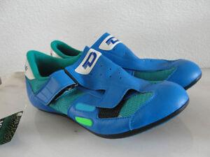 Diamant Bike Cycling Vintage Retro Shoes 42 or 8.5 US NOS NIB