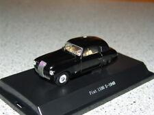 1 FIAT 1100 S 1948 BLACK 1:43 STARLINE