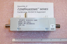 U24021 ATLANTIC SCIENTIFIC COMBINATION AC/DATA SUPPRESSOR ZONEGUARDIAN SERIES