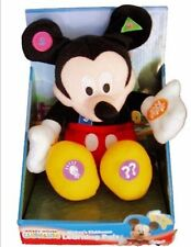 Disney Mickey Mouse Clubhouse Learning Pals Plush Toy