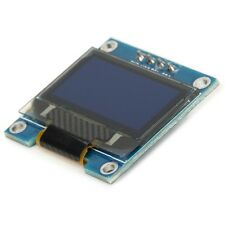 "3.3V-5V 0.96"" SPI Serial 128X64 OLED LCD LED Display Module per Arduino TE711"