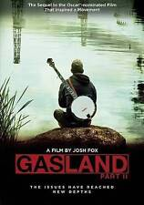 Gasland Part II (DVD, 2014) Documentary by Josh Fox Re: Fracking