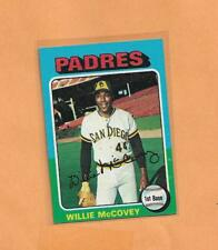 WILLIE McCOVEY  TOPPS 1975 CARD # 450