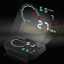 Voiture TPMS Surveillance Moniteur de Pression Pneu HUD Display Capteurs Vitesse
