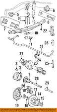 TOYOTA OEM 84-90 Land Cruiser-Disc Brake Rotor 4351260100