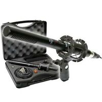XM-55 13-Piece Professional Video & Broadcast Condenser Shotgun Microphone Kit