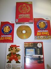 Replacement Case Super Mario All-Stars 25th Anniversary Limited Edition NO GAME
