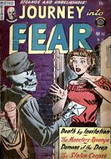 Journey Into Fear #16 Photocopy Comic Book, Superior Publications (PDF Only)