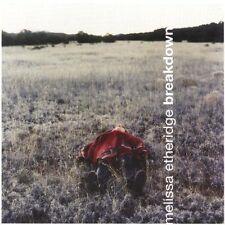 Melissa Etheridge Breakdown (1999, US, 14 tracks, digi) [CD]