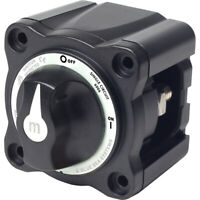 Blue Sea Systems 6006200 Battery Switch Mini On/Off Black