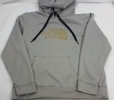 The North Face Pullover Sweater Mens XL Light Gray Hoodie *