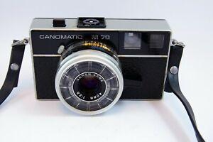 Canon Canomatic M70 126 Film Camera