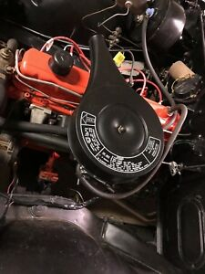 HK 186s Air Filter Cover Sticker