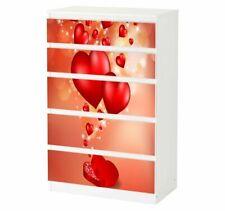 Votre Tableau Möbelaufkleber Ikea Kullen Commode 5 Fächer Autocollant Meuble