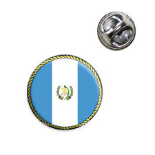 Flag of Guatemala Lapel Hat Tie Pin Tack