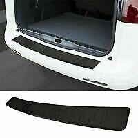 VW T6 Transporter/Caravelle Rear Bumper Protector COVER GUARD ABS MATT BLACK