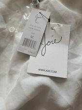 Joie Nile Porcelain Shirt Sz:M