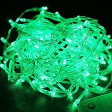 2pcs 100LED 10M 33FT String Fairy Lights Christmas Wedding Garden Party Green