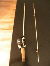 Vintage Zebco Model 77 Rod And Reel