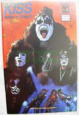 Kiss Satan's Music? #2 Celebrity Comics GENE SIMMONS Excellent Flat Unread VHTF!