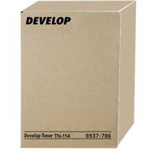 Konica Minolta 8937784 Tn-114 22000pages Black Toner Cartridge - 22000