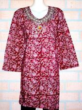 Long Sleeve Indian Dresses for Women with Smocked