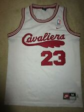 LeBron James 1972 Cleveland Cavaliers NBA Nike Retro Rewind Jersey M Medium mens