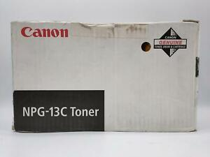 CANON 1384A002AC NPG-13C BLACK TONER