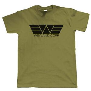 Massive Stock Clearance, Weyland Corp, Mens T Shirt