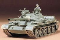 35108 Tamiya Russian T-62A Tank 1/35th Plastic Kit Assembly Kit 1/35 Military