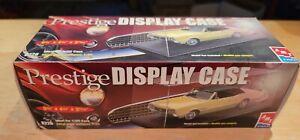 New 2003 AMT/Ertl Prestige Display Case #8226 for 1:25 Scale Model Cars