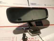SAAB 9-3 2003 - 2011 9-5 02 - 09 AUTO DIM REAR VIEW MIRROR COMPASS HOMELINK OEM