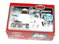 Star Wars Micro Collection Hoth Ion Cannon Mint in Sealed Box 1982 Kenner PWC