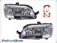 FANALE FARO ANTERIORE DX/SX BIANCO H7H1 FIAT MULTIPLA 06/2004-> LAMPADE OMAGGIO