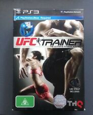 PS3 UFC Trainer - NEW