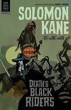 SOLOMON KANE VOL #2 TPB DEATHS BLACK RIDERS Dark Horse Comics 1-4 Scott Allie TP