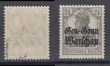 Deutsche Besetzung 1914/1918 Polen 6 b ** postfrisch geprüft
