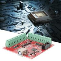 CNC USB MACH3 Break-out Board Support Stepper Motor Drive Servo Drive