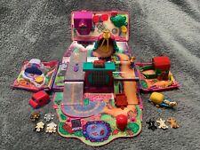 Pound Puppies Playground Van Circus Playset Vintage 1995 Galoob