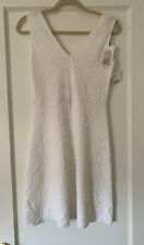 $695 Missoni dress 44/10/ White