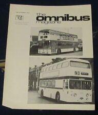 THE OMNIBUS MAGAZINE OCTOBER 1970 NUMBER 264