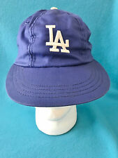 VINTAGE LA DODGERS YOUTH FITTED HAT - SIZE LARGE - PRE-OWNED