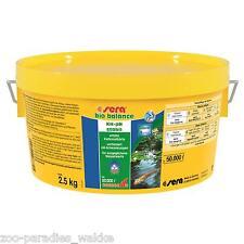 2,5 kg sera pond bio balance -  beugt pH-Wert-Schwankungen vor - Teichpflege