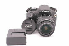 Canon EOS Rebel T5/EOS 1200D 18.0MP SLR fotocamera - (Kit con / EF-S 18-55mm