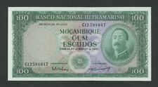 Mozambique - 100 ESCUDOS 1961 P109a UNIVERSEL (billets)