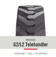 New Tire 13.00 24 Hercules G2 L2 Telehandler 12 Ply Tubeless Grader ATD FR